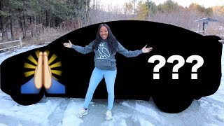 KESHIA BOUGHT HER DREAM CAR!!!