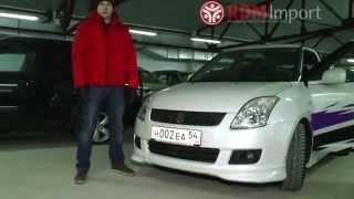 Suzuki Swift 2009 год 1.3 л. АКПП от РДМ-Импорт