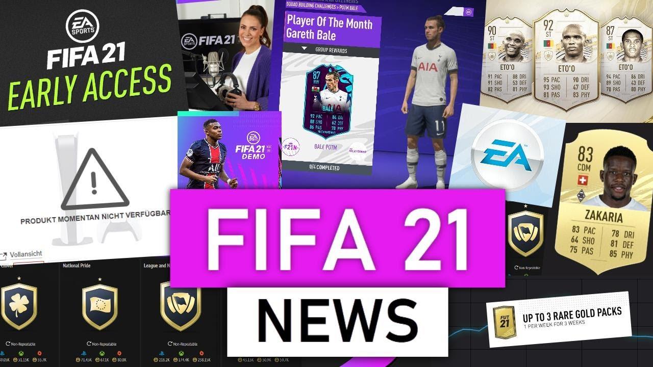 DIESE NEWS SIND TOP! ✅? Fifa 21 News | Ea Access / Ea Play | Bester Verkaufszeitpunkt | Web App