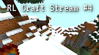 Beating Minecraft in RL Craft Stream 4 part 1