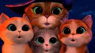 Кот в сапогах:Три чертёнка