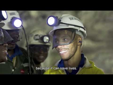 Putting safety first at Tumela platinum mine in SA - Anglo American