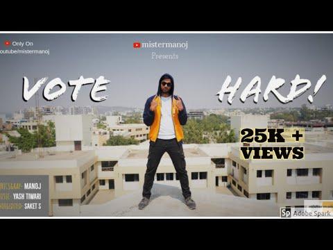 Vote Hard Kya! | mistermanoj x YASH (Ultimate Diss Track)