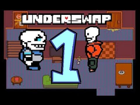 UnderSwap: Sans Vs Papyrus (1)