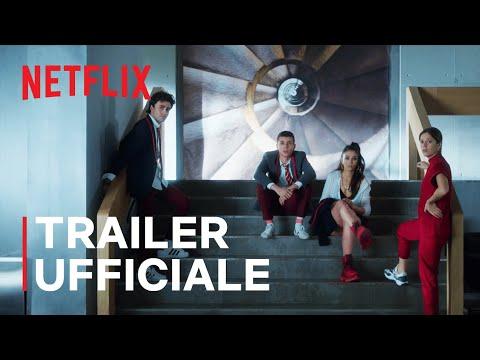 Elite - Stagione 4   Trailer   Netflix