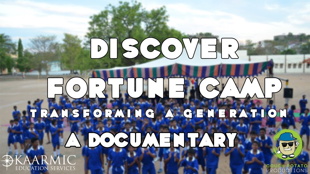 Discover Fortune Camp Transforming A Generation Documentary