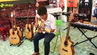 """Sóng Nhạc """"Khúc Nhạc Giáng Sinh""""_Cover Guitar Giang Nam Style"""