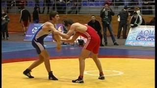 Харьков спортивный 20 01 15  Вольная борьба Грдзелидзе
