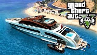 5 MODS DE YACHTS Luxueux sur GTA 5! (Meilleurs Mods 2017)