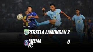 [Pekan 19] Cuplikan Pertandingan Persela Lamongan vs Arema FC, 20 September 2019