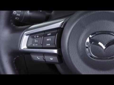 Mazda Audio - Music, DAB radio, Phone Pairing