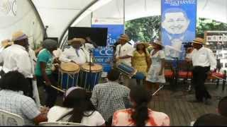 Chimbángueles en la Feria del Libro - Golpe Chimbangalero Vaya / Ajé