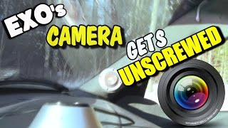30hz BASS Unscrews EXO's Camera LENS w/ 6 18
