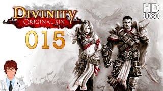 Divinity Original Sin #015 - Feuer tut weh   Divinity Original Sin German Gameplay