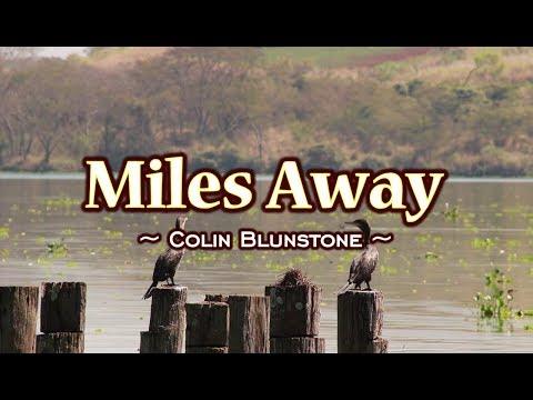 Miles Away - Colin Blunstone (KARAOKE)