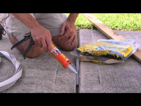 Three Diy Expansion Joint Repair Options Are Outlined