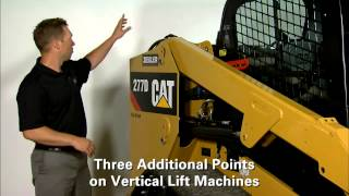 Cat® D Series Daily Maintenance Check