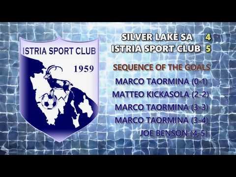 YOUTH SOCCER (U10) - Silver Lake SA - Istria SC  4-5