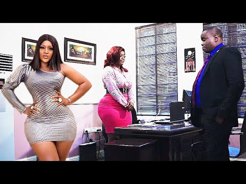 Download MY NEW PRIVATE SECRETARY IS SO MUCH ENDOWED & BETTER THAN MY WIFE  [Destiny Etiko] - Nigerian Movies