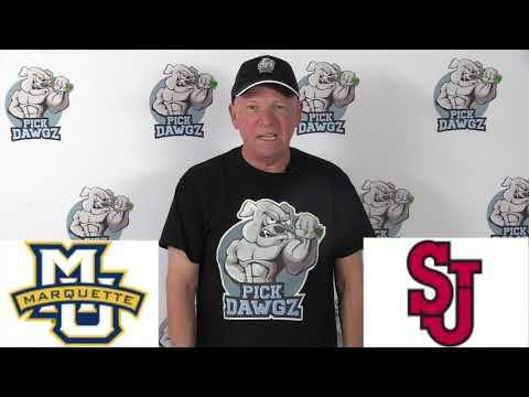 St. Johns vs Marquette 3/7/20 Free College Basketball Pick and Prediction CBB Betting Tips