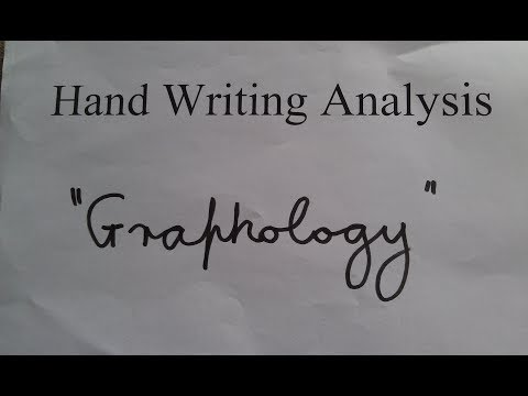 ASMR - Hand Writing Analysis - Australian Accent - Whispering about the Writer's Personality