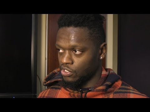 Julius Randle Postgame Interview / LA Lakers vs Timberwolves / Dec 25