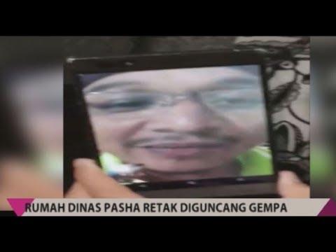 Di Pengungsian Pasha 'Ungu' Lepas Rindu dengan Anak via Video Call - iSeleb 04/10