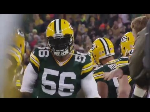 Julius Peppers Green Bay Packers Highlights
