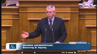 07-05-2016 - Ομιλία στην Ολομέλεια για το Ασφαλιστικό-Φορολογικό