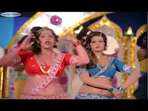 Jayamalini and Jyothilaxmi hot song. Ragam Thedum Pallavi thumbnail