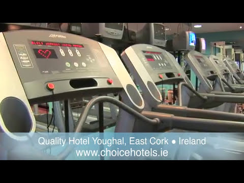 Quality Hotel and Leisure Center Youghal, Ireland - Explore the Hotel with the General Manager