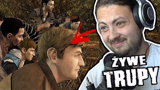 TO JEST CHORA GRA! - The Walking Dead [SEZON 1] #5