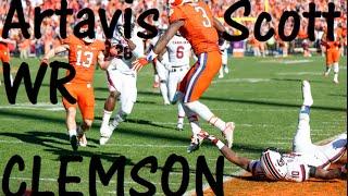 Artavis Scott || Clemson || Highlights || WR