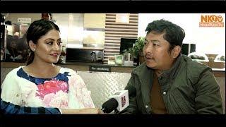 श्री दाइलाई फिल्ममा धेरै सम्झने ठाउहरु भेटनु हुनेछ     Shweta Khadka & Dayahang Rai