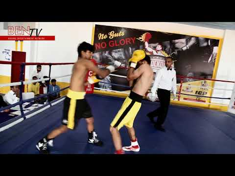 All India Open Pro Boxing Challenge - KCL at Spartans Sports Club (Sunil Kumar vs Aman Kumar)