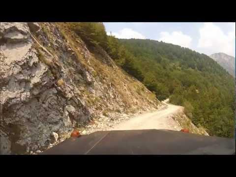 Montenegro 2012 - The Mountain Roads (gklub.pl, Mercedes G, Montenegro, Tara Rafting)