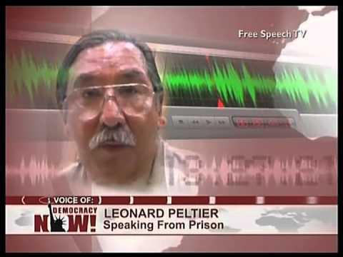 Amy Goodman Interviews Leonard Peltier From Prison
