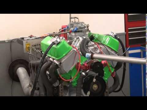 White Performance and Machine Marine Motor