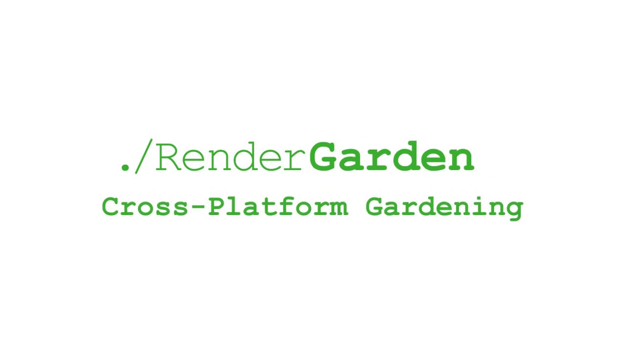 RenderGarden - Toolfarm