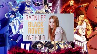 Gambar cover One Hour Version | Black Clover OP3 - Black Rover | Cover Raon Lee