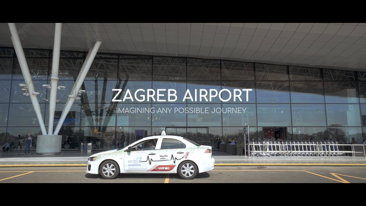 ZAGREB AIRPORT - Imagining any possible trips