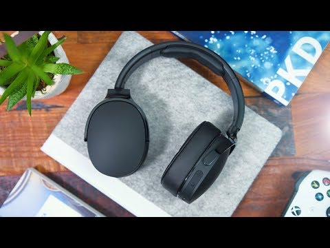 Skullcandy Hesh 3 Wireless Headphones Review!
