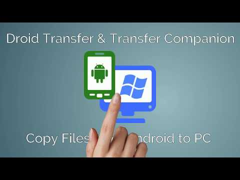 How To Backup Android SMS, Contacts And Music. Export Text Messages To PDF.