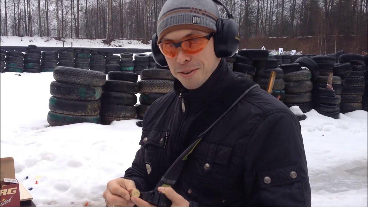 Чок или парадокс для Вепрь 12 молот? - YouTube