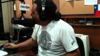 Pinky en radio Corazon by djharrymix