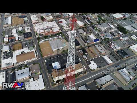 843 Ft Broadcast Tower WTVR CBS 6 Richmond