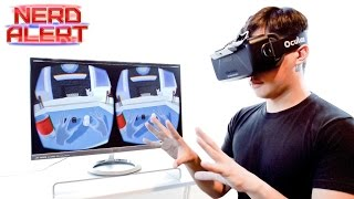 How Virtual Reality Could Fix Your Vision Problems (VIDEO)