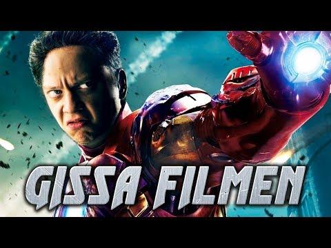 GISSA SUPERHJÄLTE-FILMEN