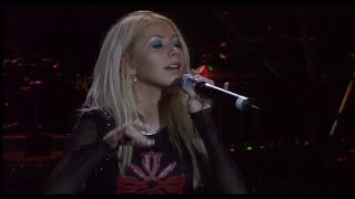 Christina Aguilera - Genie in the bottle Live Q102 Philadelphia 2000