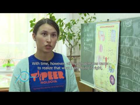 Investing in youth health in Moldova
